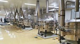 阿徕德筛分设备为客户解决筛分难题,有效的提高了产品品质